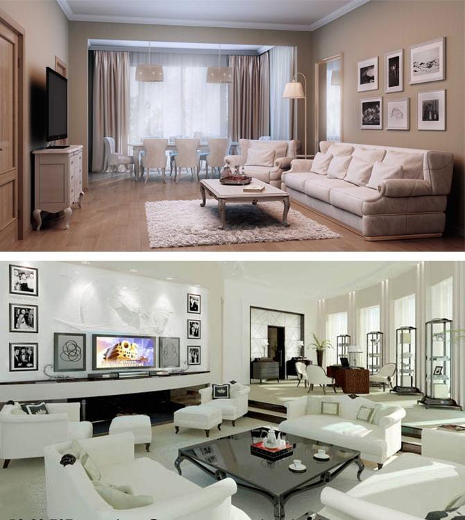 Мебель в квартиру под ключ