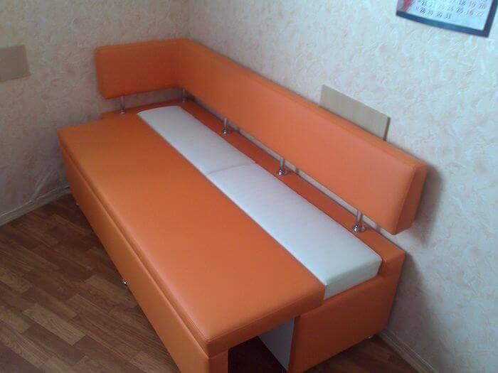угловой диван для кухни 999 со спальным местом купить в киеве украина