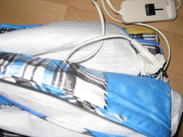 электро матрас с подогревом