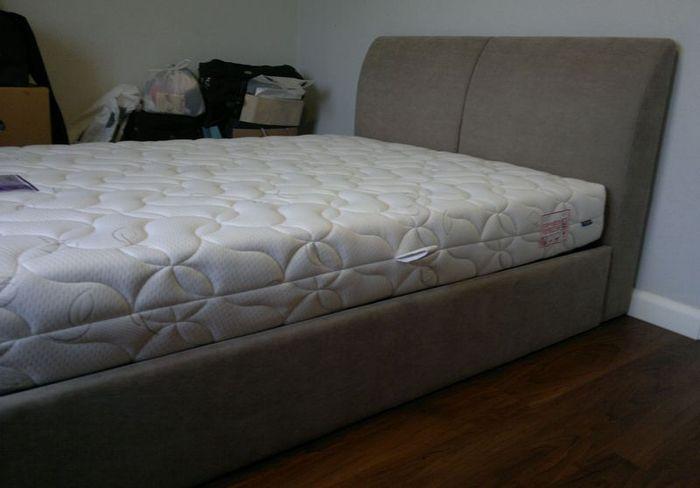 Кровать Александрия в ткани