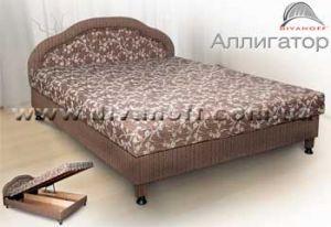 Кровати с пружинными подъемными механизмами
