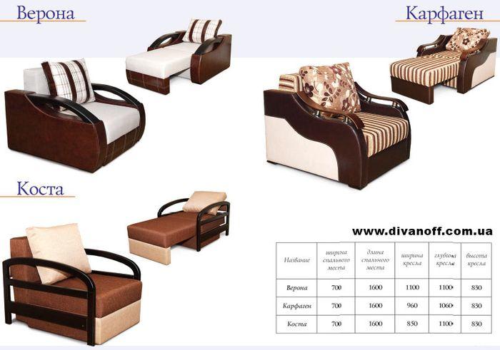 Кресло верона 2