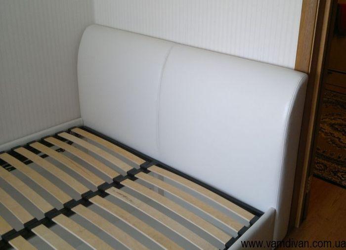 Кровать Александрия, белая