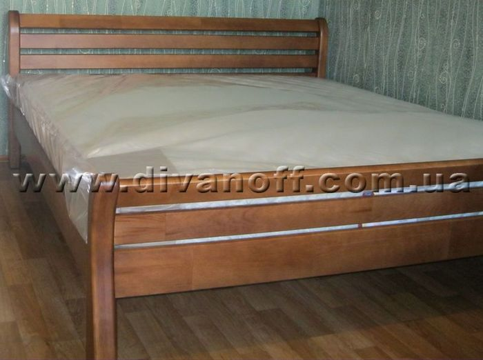 Кровать из сосны  140х200