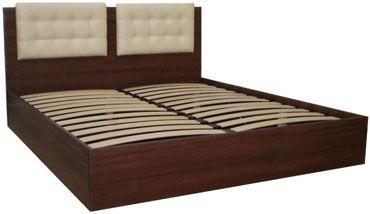 кровать из лдсп и подъемным механизмом