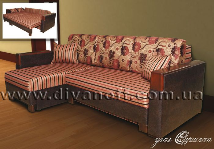 угловой диван сарагоса